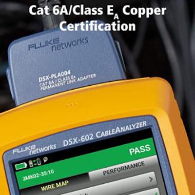 تستر CableAnalyzer DSX-602